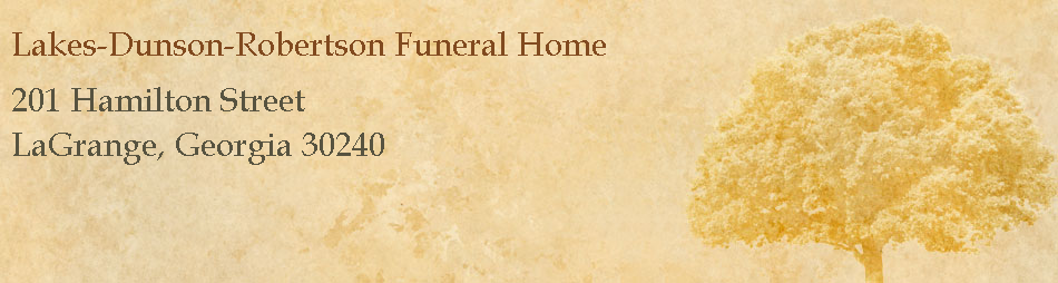 Lakes-Dunson-Robertson Funeral Home
